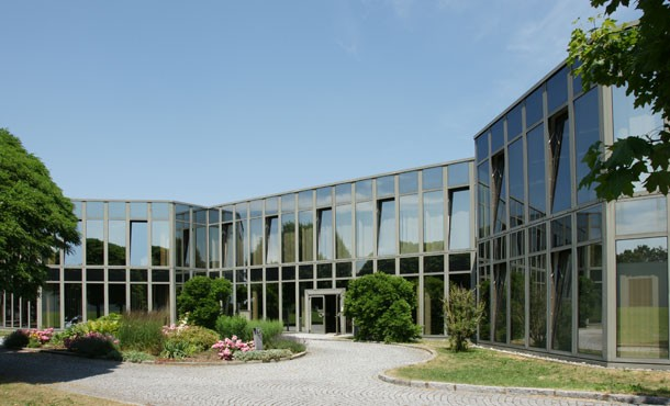 Hauptgebäude Nördlingen